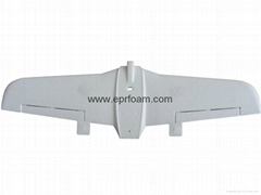 EPO model airplane