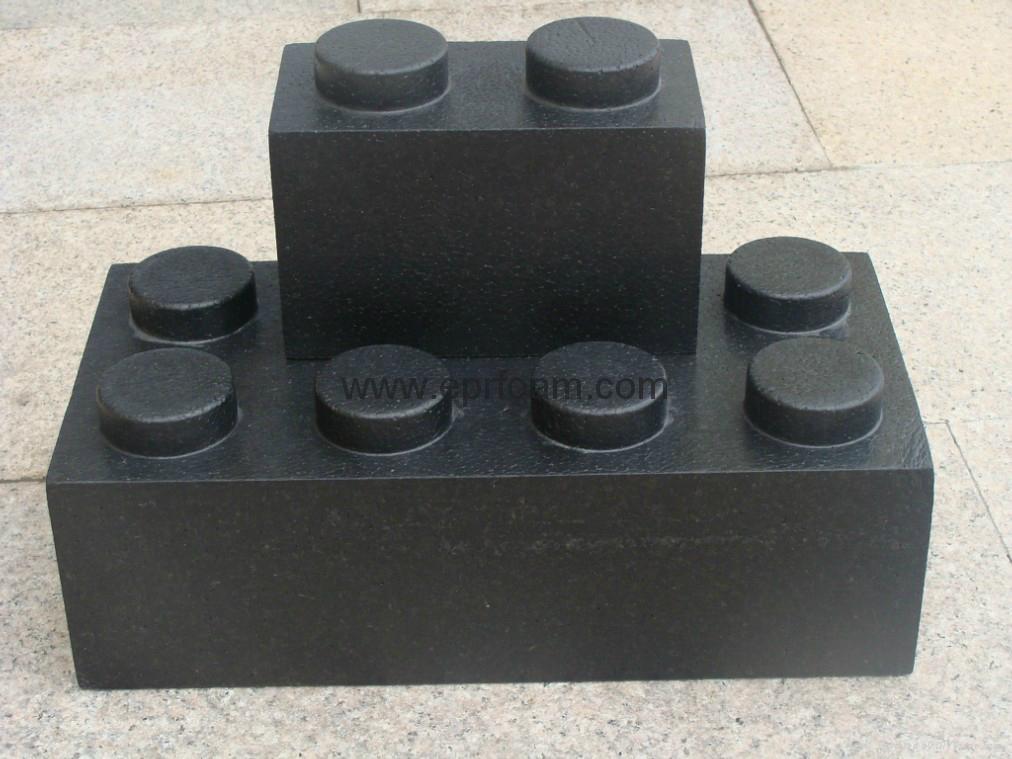 EPP toy construction block 1