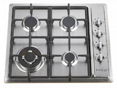 SS gas cooker gas hob gas stove