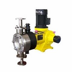 液壓計量泵