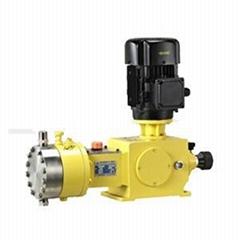 液压隔膜式计量泵