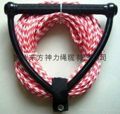 滑水绳pp空心绳