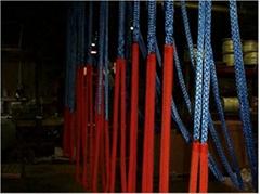 8-strand  UHMWPE rope