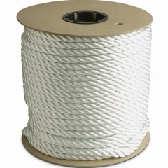 3strands twisted nylon rope