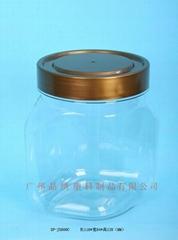 食品PET透明瓶