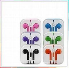 Iphone 5 hedset EarPods Earphone Headphone In Box