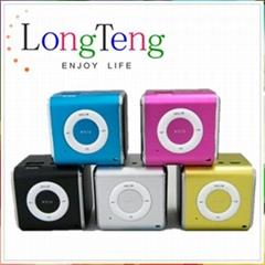 Portable Mini Speaker Brand New angel A88 mini mp3 computer speaker
