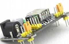 3v5v Power Supply Module adapter For MB102 Breadboard