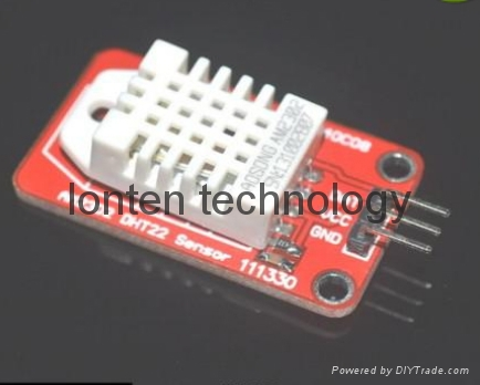 AM2302 DHT22 temperature and humidity sensor module