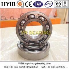 100% NSK original inch deep groove ball bearing B43-4A