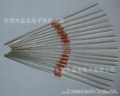 TKS玻璃封装轴向型热敏电阻