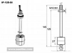 IF-125-SI經濟型不鏽鋼浮球液位開關