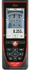 徕卡全新D810手持激光测距仪