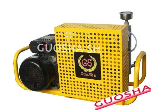 200BAR Diving high pressure air compressor 1