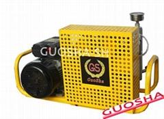 200BAR Diving high pressure air compressor