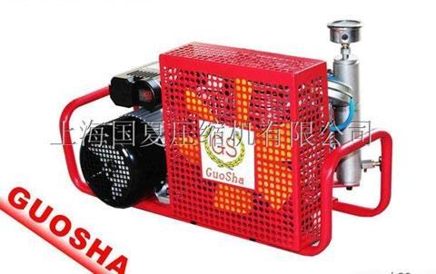 200BAR Diving high pressure air compressor 2