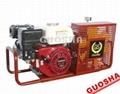 200BAR Diving high pressure air compressor 3