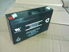 6v8ah lead acid rechargeable battery