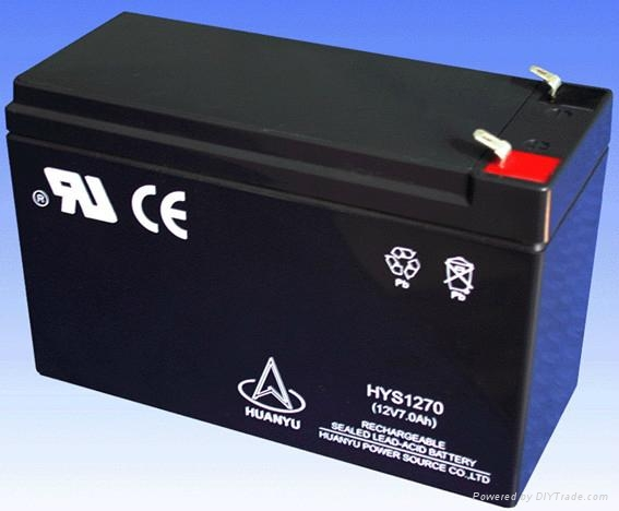12V7AH lead acid battery on lead acid battery charger voltage