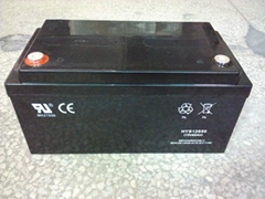 12V65AH lead-acid battery