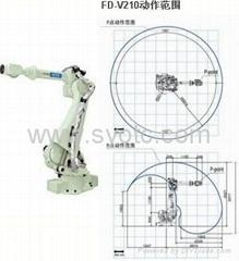 青島焊接機器人B150焊接自動化
