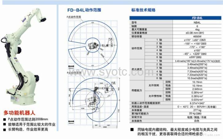 青島焊接機器人B150焊接自動化 3