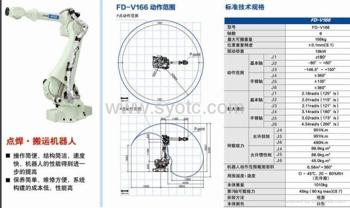 青島焊接機器人B150焊接自動化 5