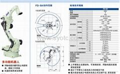 棗莊焊接機器人FDB4