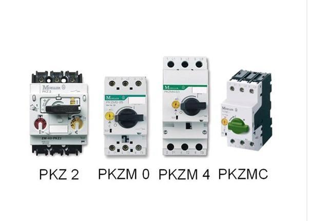 電動機斷路器PKZ 1
