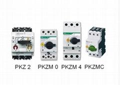 電動機斷路器PKZ
