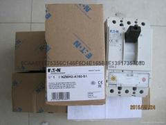 伊顿穆勒NZMH2-A160-S1塑壳断路器
