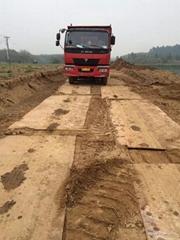广州市铺路钢板出租