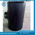 厂家直销Q235B碳钢等径三通 5