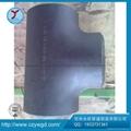 厂家直销Q235B碳钢等径三通 4