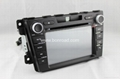 2010 mazda cx-7 car dvd player