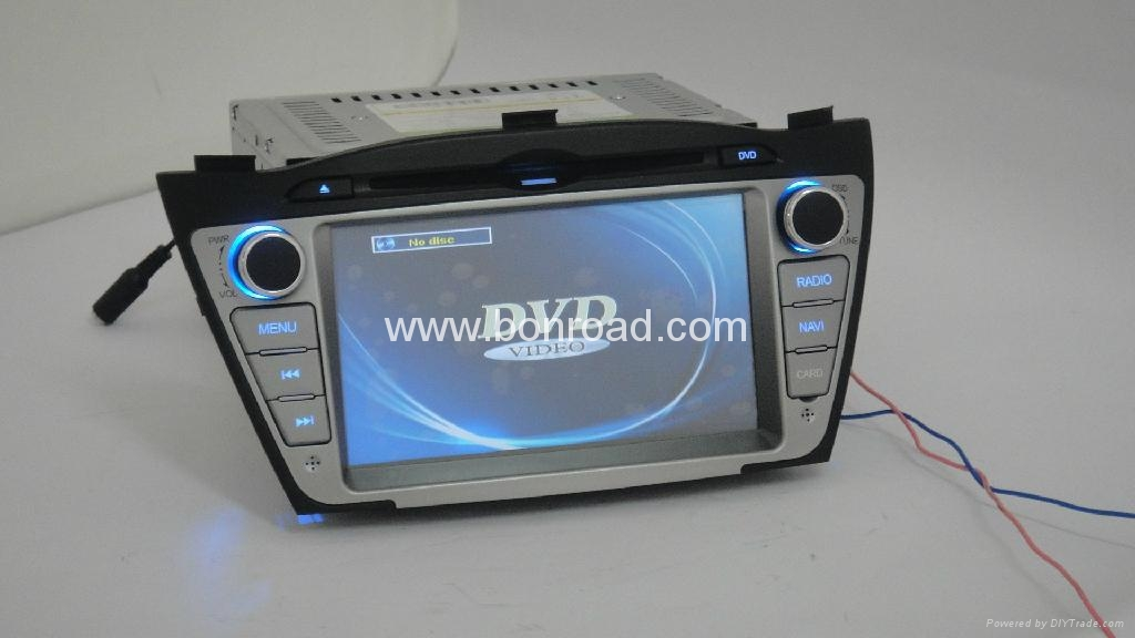hyundai ix35 car dvd player 3