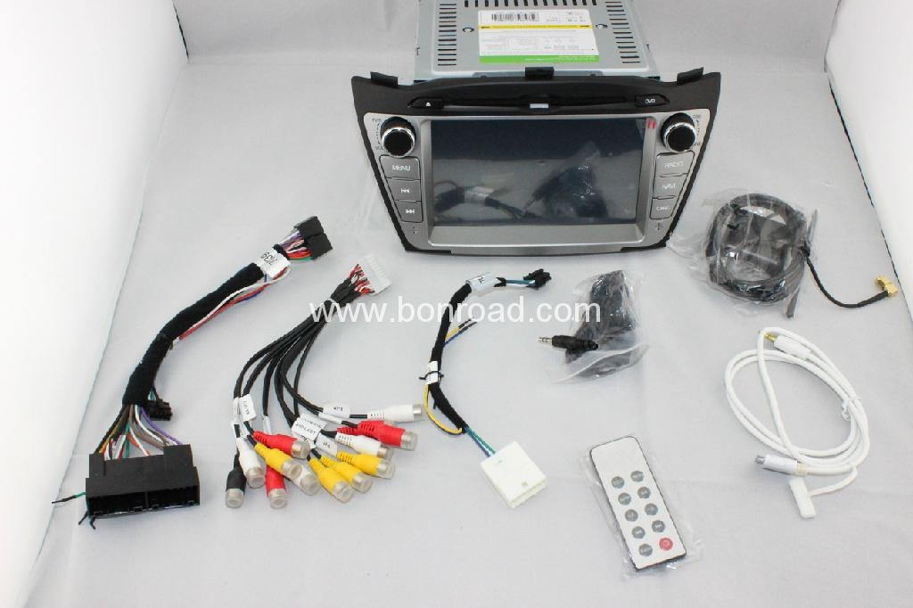 hyundai ix35 car dvd player 5