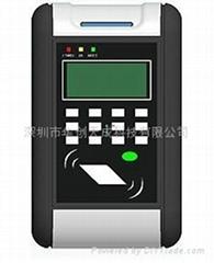 华创天成HCN-510门禁考勤机.