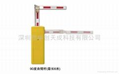 華創天成停車場HCT-801A折疊杆.