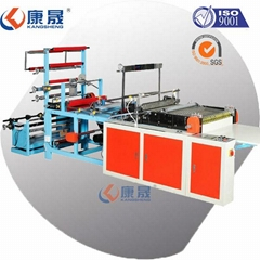 Full Automatic High Speed Side-Sealing Plastic Bag Making Machine