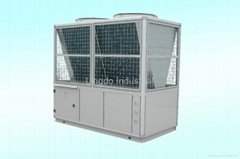 Air Cooled Packaged Modular Chiller