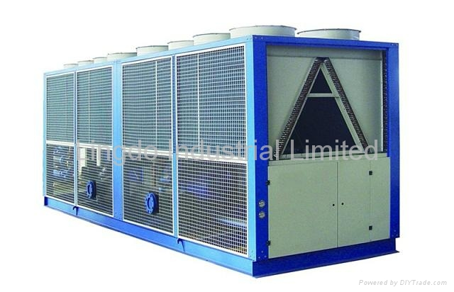 Air Cooled Screw Water Chiller 1