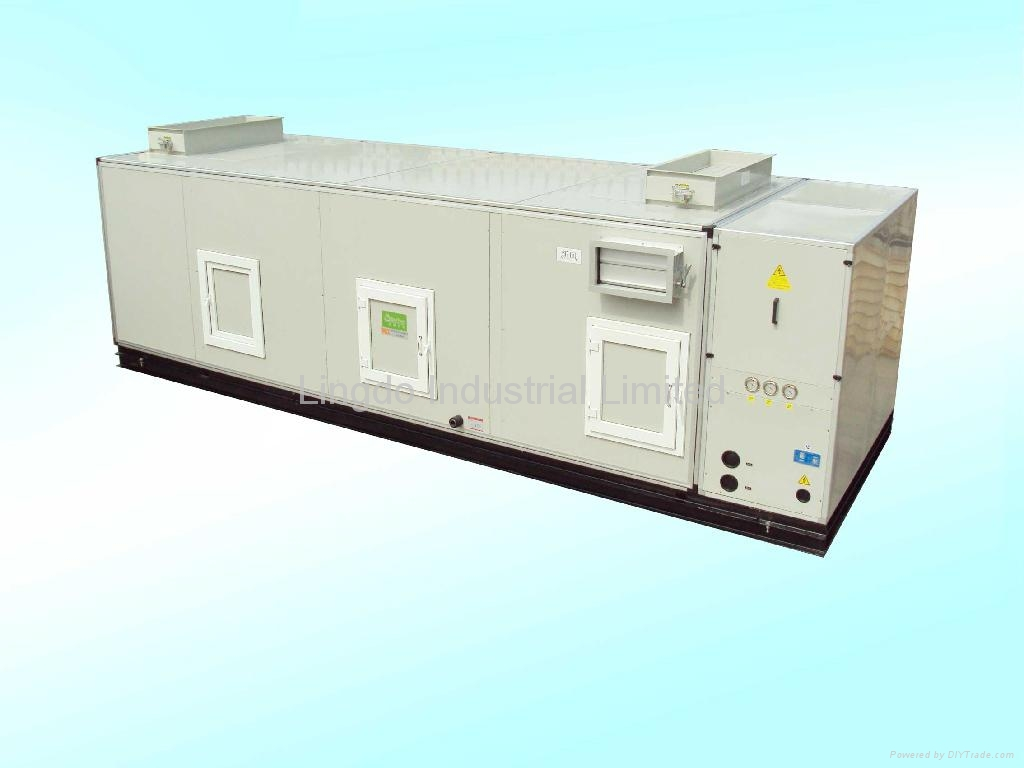 Dx Type Air Handling Units 3