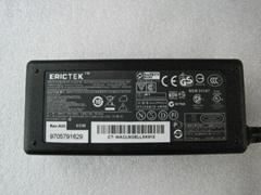新款 惠普19.5V3.33A 65W 笔记本电源充电器