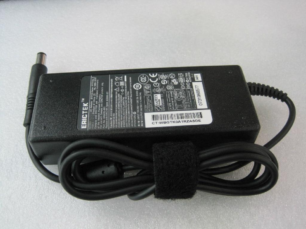 惠普19V4.74A 7.4*5.0 90W 笔记本电源适配器 3