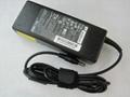 惠普19V4.74A子弹头笔记本电源适配器 4