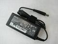 惠普Hp大口筆記本電源適配器18.5V3.5A 65W 3