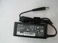 惠普Hp大口筆記本電源適配器18.5V3.5A 65W 5