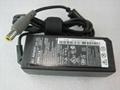 联想IBM LENOVO 笔记本电源适配器 20V3.25A 65W  4