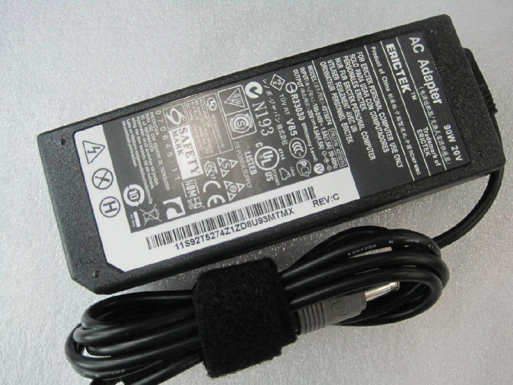 聯想Lenovo20V4.5A90W筆記本電源適配器 2